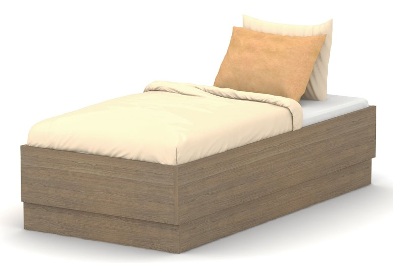 Base of bed